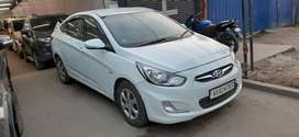 Hyundai Fluidic Verna 1.4 CRDi, 2012, Diesel