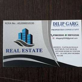 available 1 bhk in ulwe for rent