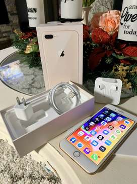 Brand New Apple iPhone 8 Plus 256GB-Rose Gold UNLOCKED PTA APPROVED