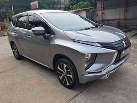 (Cash Termurah) Mitsubishi Xpander Sport Mt 2019 Abu abu