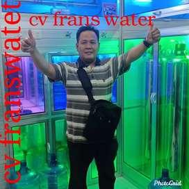 Pemasangan depotusaha alat air minum ter lengkap