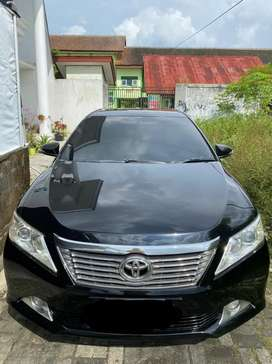 All New Camry 2013