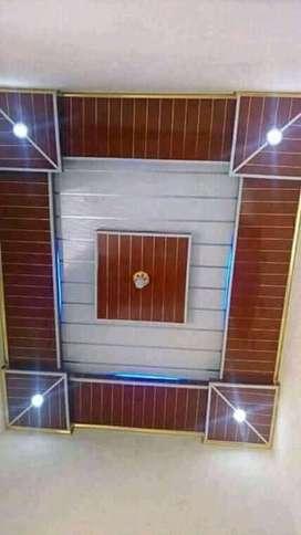 Tukang pasang plafond, partisi, PVC Sunda plafond