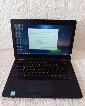 Dell E7270 Core i5 Gen 6 Ram 4 Gb SSD 128 Gb