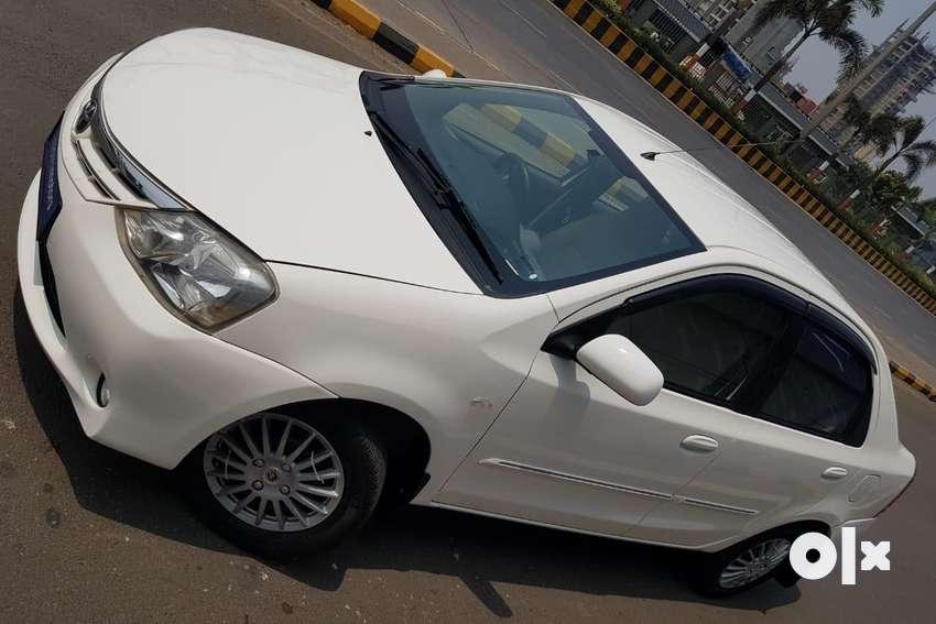 Toyota Etios 2010-2012 GD, 2011, Diesel