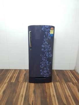 @ flower with base model Samsung blue coral 190 litre single door refr