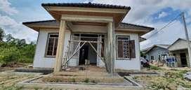 Rumah 80% Jadi di Tengah Kota Pangkalpinang