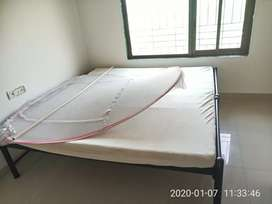 This is 3 Seater Sofa & 2 Single Bed with mattress for Rent