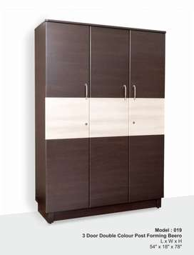 Brand New Wardrobe Three Doors For Sale Indian Make