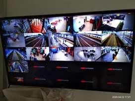 CCTV, PABX , Interkom, Jaringan LAN