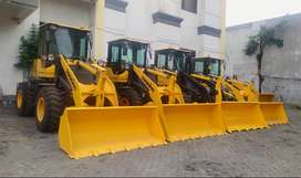 Wheel Loader Murah 0,8 & 1,1 Kubik Merek SONKING Yunnei Engine Turbo