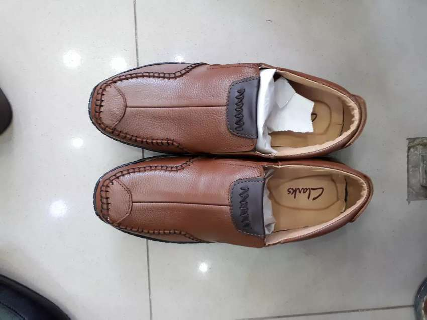NEW ARRIVAL Stylish Formal Leather Shoes for Boys and Men Black Brown 0