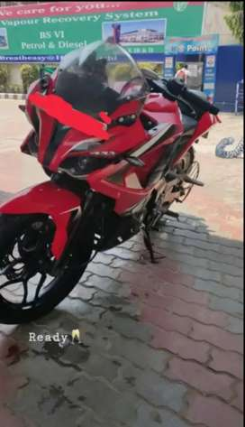 Pulsar 200rs red abs model colour 3rd owner