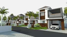 Affordable 3BHK Villas Starting 38.90 Lakhs | Opp. PK Das Hospital