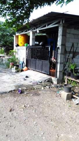 Dijual Rumah Kampung Kecipik Boteng Gresik