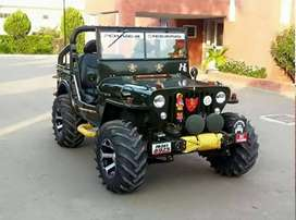 Jeep ready your booking in all State transfer