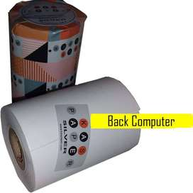 Kertas thermal KAS PAPER SILVER 58x40 mm
