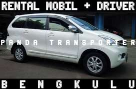 Rental Mobil + Driver - Bengkulu