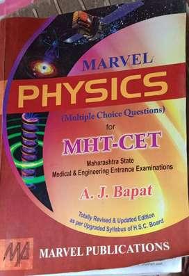 MHT-CET Physics marvel