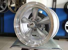 Velg CELTIC HSR R15X7-8 H5X114,3 ET7 surabaya wheels kingdom
