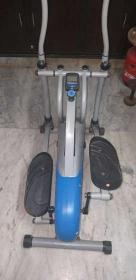 Cycling machine