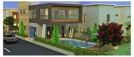 Recently launched Duplex villas