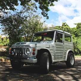 Suzuki Jimny Jangkrik th 82 asli Bali Samsat On