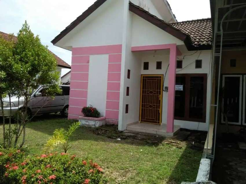 Dijual Rumah Cantik, Asri Type 45 Perum Tanjung Bunga PangkalPinang
