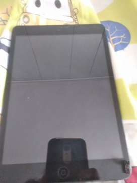 Jual ipad mini 1 lock icould