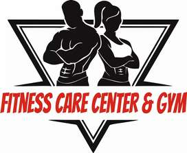 Fitness care center & gym