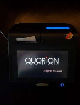 Mesin kasir Quorion Qtouch 10 Include Cash Drawer