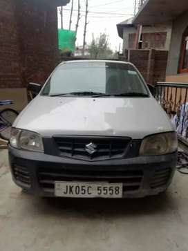 Alto 2011 in good condition with Ac