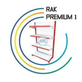 Rak Gondola Display Minimarket Supermarket Super Murah