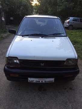 Maruti Suzuki 800 AC Uniq, 1999, Petrol