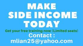 Make Extra Side Income Today