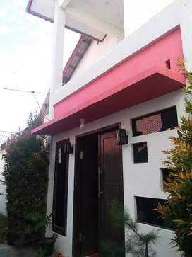 Rumah 2 lantai di Lampaseh Kota pas pinggir jln besar rama setia