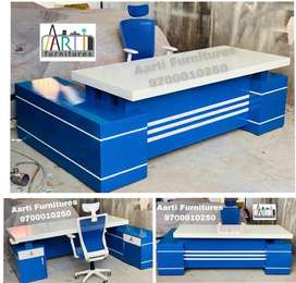 L shaped office tables md tables chairs from Nandika interiors in very