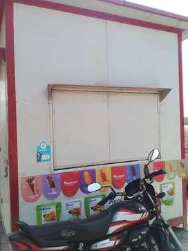 Movable Shop