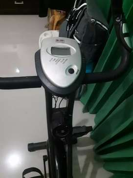 Sepeda fitness olahraga