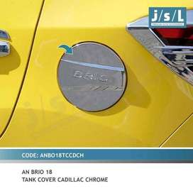 Tank Cover All New BRIO Cadillac Chrome // KIKIM VARIASI