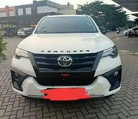 Toyota Fortuner VRZ TRD Sportivo Luxury pemakaian pribadi