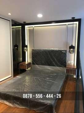 Desain Interior Kitchen Set Mebel Furniture Rumah Apartemen