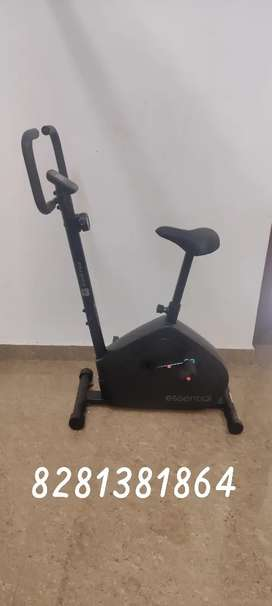 Decathlon gym cycle just 2months old