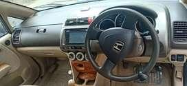 Honda City ZX 2007 CNG & Hybrids Good Condition