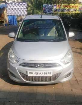 Hyundai I10 i10 Asta 1.2 AT Kappa2 with Sunroof, 2011, Petrol
