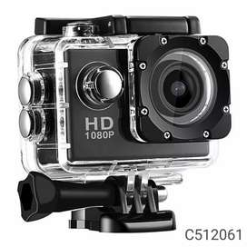 Zoomstar affordable action camera