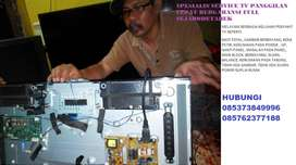 SERVICE TV SAMSUNG LG TOSHIBA SONY SHARP DSB PANGGILAN BERGARANSI FULL