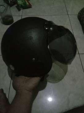 Jual helm bekas