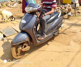 Honda activa in superb condition (regularly maintained)