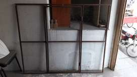 New Iron Center Door Frame For Sale